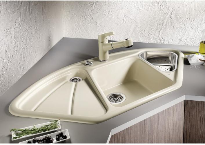 Blanco mosogatók a gyönyörű konyha záloga